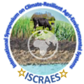 INTERNATIONAL SYMPOSIUM ON CLIMATE-RESILIENT AGRI-ENVIRONMENTAL SYSTEMS
